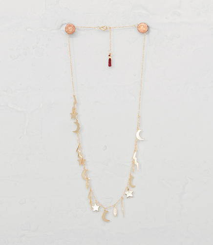 Image of Shashi Lightning Necklace