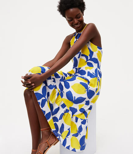 Image of Lemonade Halter Dress