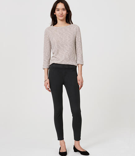 Image of Easy Denim Leggings