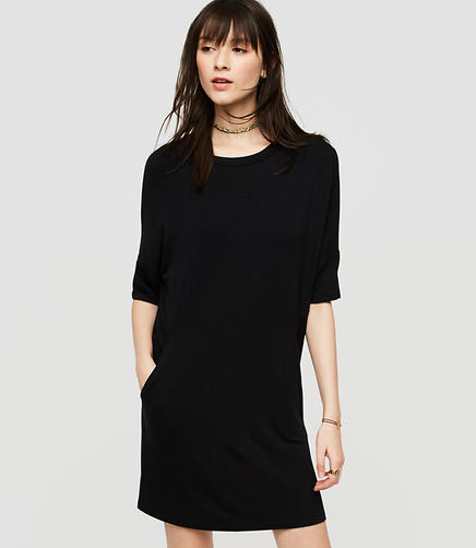 Image of Lou & Grey Signaturesoft Dropshoulder Dress