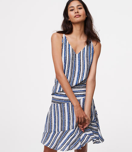 Image of Tidal Stripe Strappy Cami