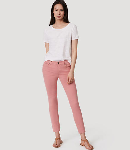 Image of Modern Fresh Cut Skinny Crop Jeans