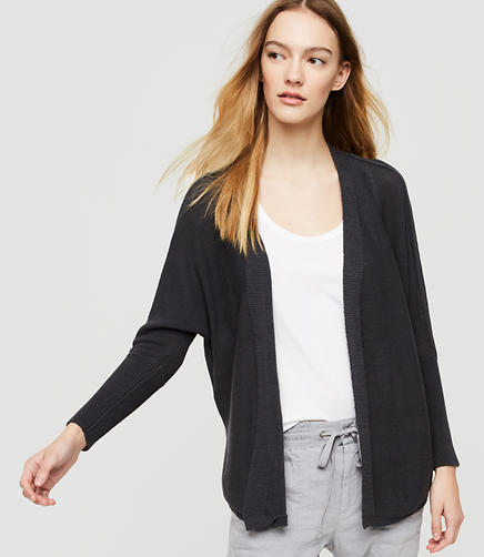 Image of Lou & Grey Drawstring Cardigan