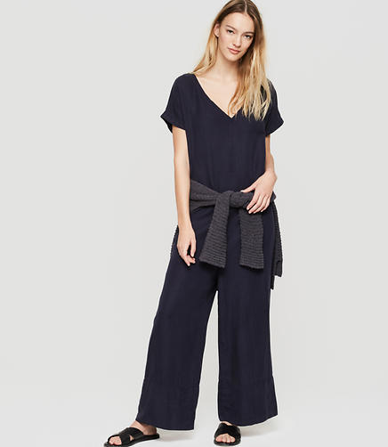 Image of Lou & Grey Kickback Jumpsuit