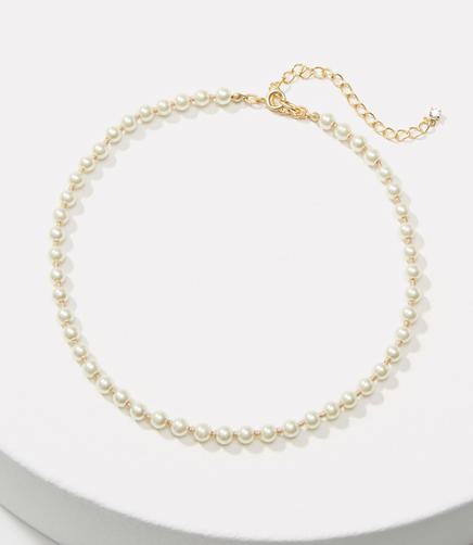 Image of Pearlized Choker