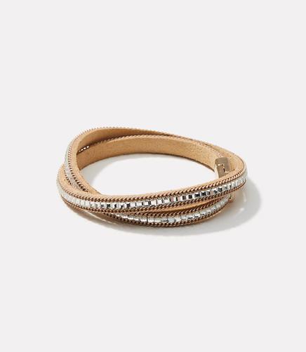 Image of Crystal Wrap Bracelet