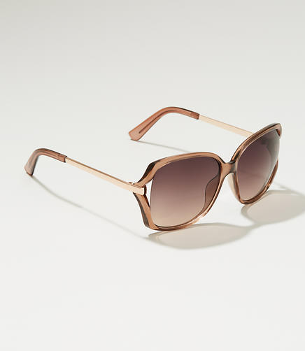 Vented Square Sunglasses