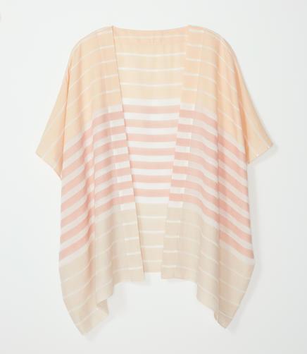 Image of Striped Kimono