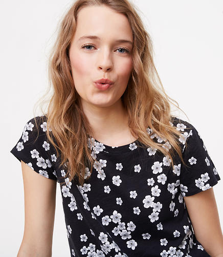 Image of Flor Vintage Soft Tee