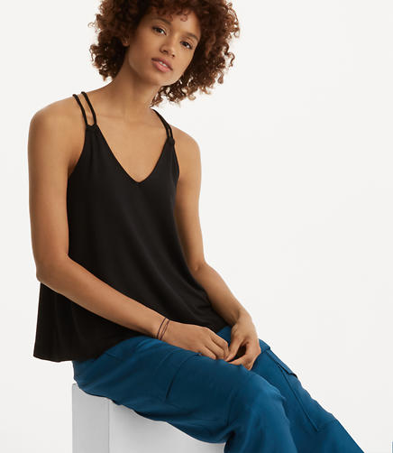 Image of Lou & Grey Strappy Signaturesoft Tank