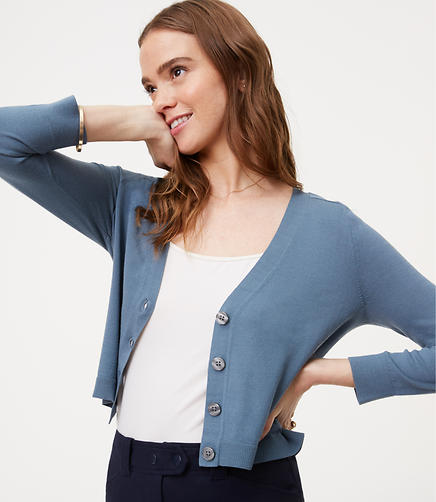 Image of Cropped Cardigan