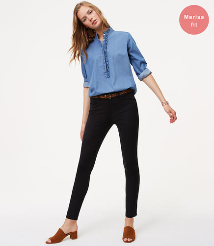 Skinny Bi-Stretch Pants in Marisa Fit