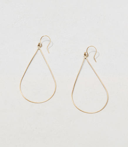 Image of Meyelo Tear Drop Earrings