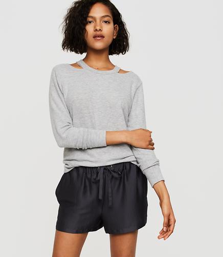 Image of LNA Bolero Sweater
