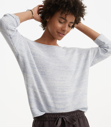 Image of Lou & Grey Finegauge Sweater