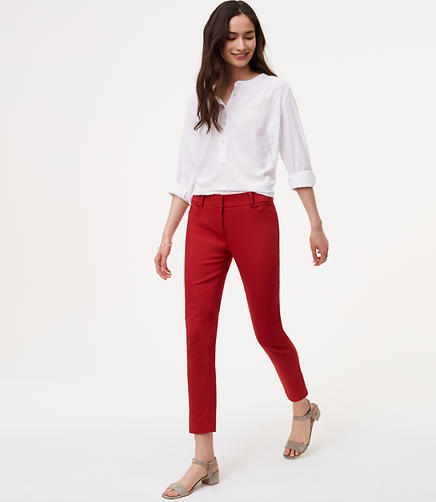 Image of Essential Skinny Ankle Pants in Marisa Fit