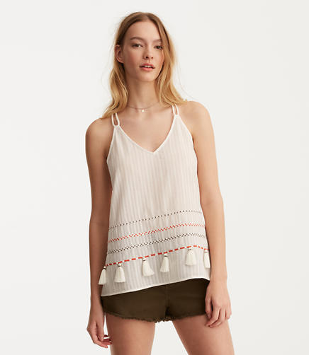 Image of Lou & Grey Bazaar Strappy Tank