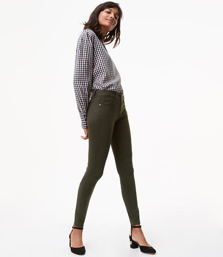 Leggings in Sateen Five Pocket in Marisa Fit