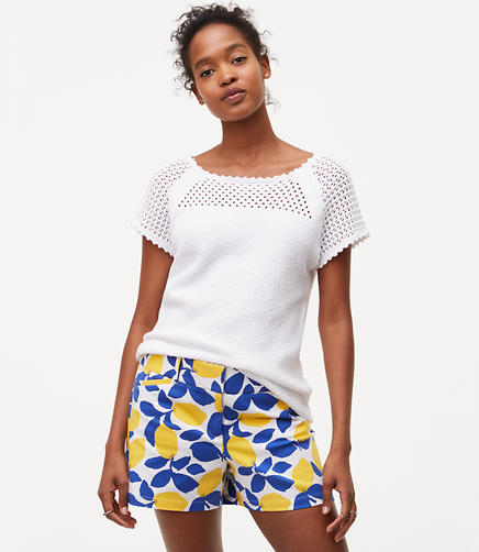 Image of Lemonade Riviera Shorts with 4 Inch Inseam
