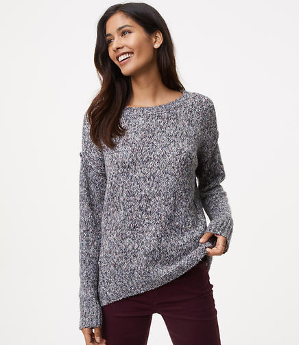 Image of Marled Boyfriend Sweater