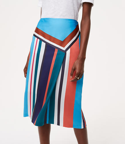 Image of Skyline Midi Skirt
