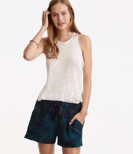 Lou & Grey Cloudwash Shorts