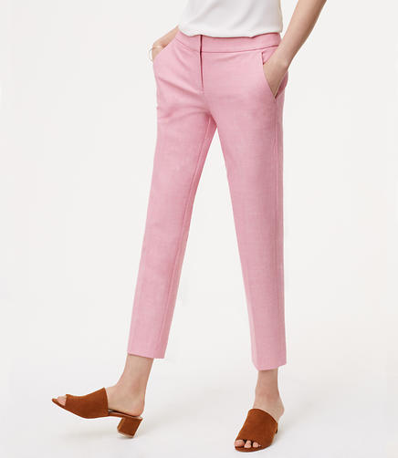 Image of Petite Custom Stretch Pencil Pants in Julie Fit