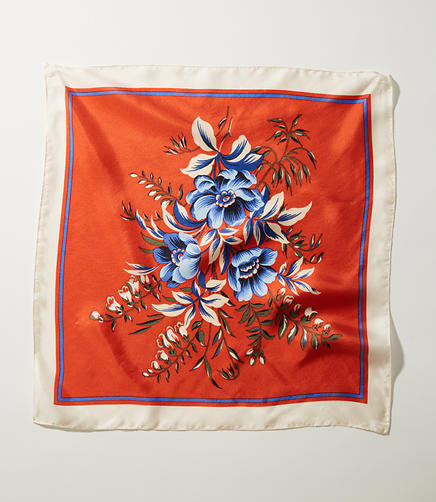 Image of Bloom Square Scarf