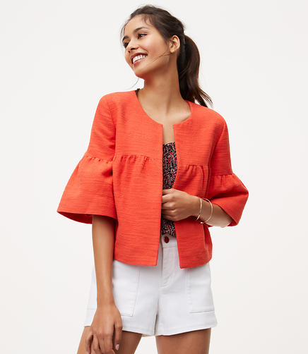 Image of Petite Swing Jacket