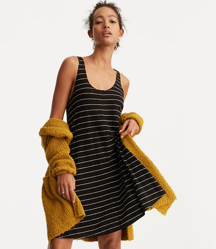 Image of Lou & Grey Striped Swing Dress