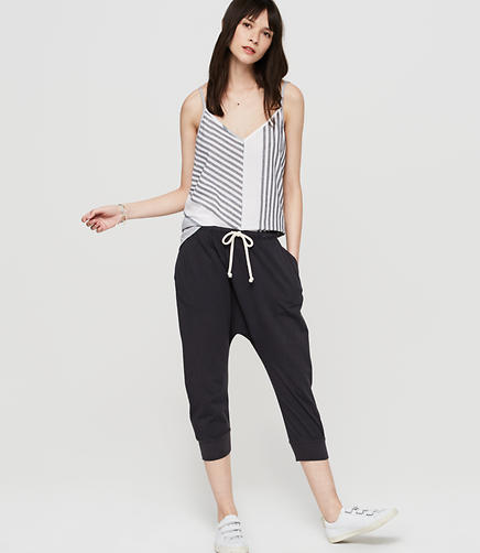 Image of Sundry Tapered Slouchy Pants