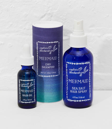 Image of Captain Blankenship Mermaid Hair Care Set