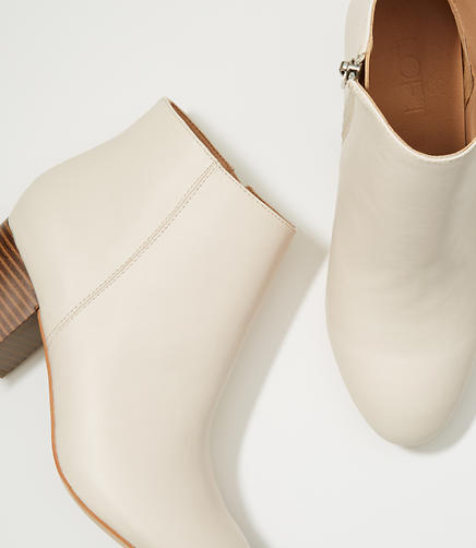 Image of Block Heel Ankle Boots