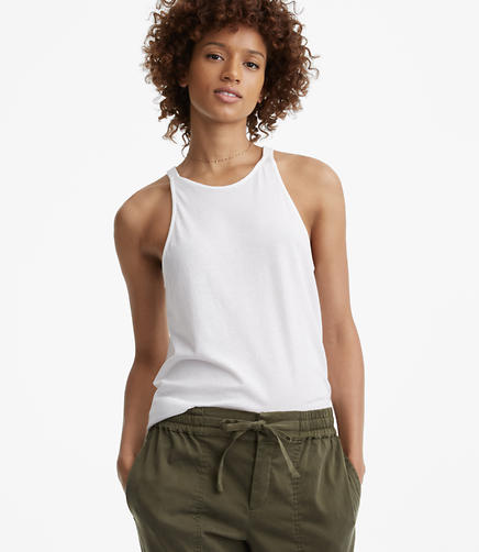 Image of Lou & Grey Softserve Cotton Bare Tank