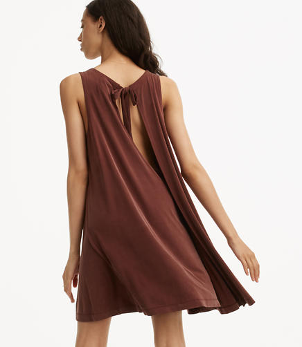 Image of Lou & Grey Fluid Swing Dress
