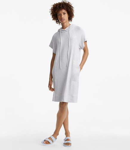 Image of Petite Lou & Grey Signaturesoft Hoodie Dress