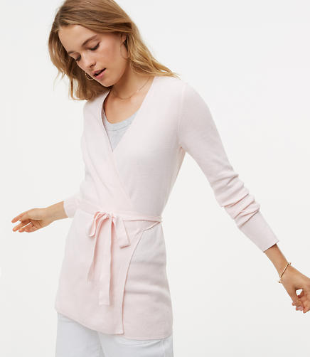 Image of Wrap Cardigan