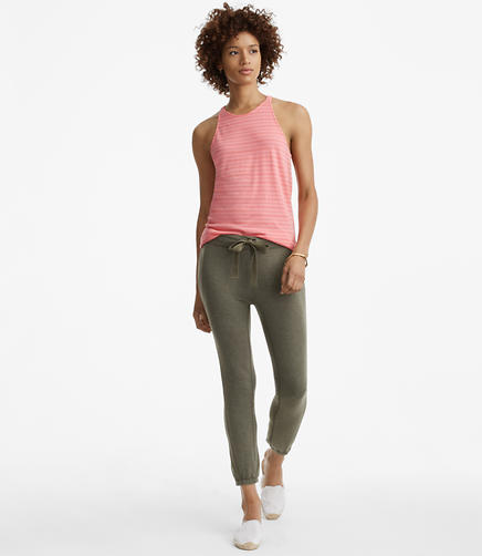Image of Lou & Grey Zen Bounce Skinny Sweatpants