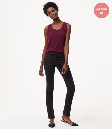 Image of Petite Skinny Corduroy Pants in Modern