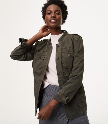 Image of Petite Market Jacket