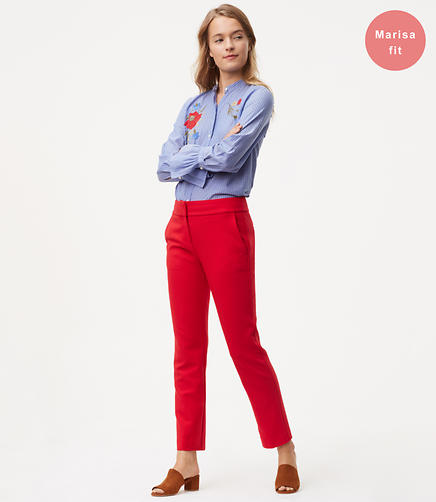 Petite Slim Pants in Marisa Fit