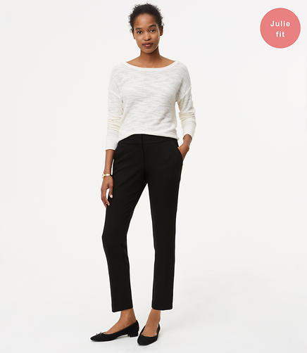 Image of Petite Slim Pants in Julie Fit