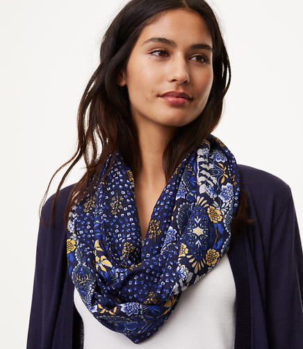 Image of Autumn Dream Infinity Scarf