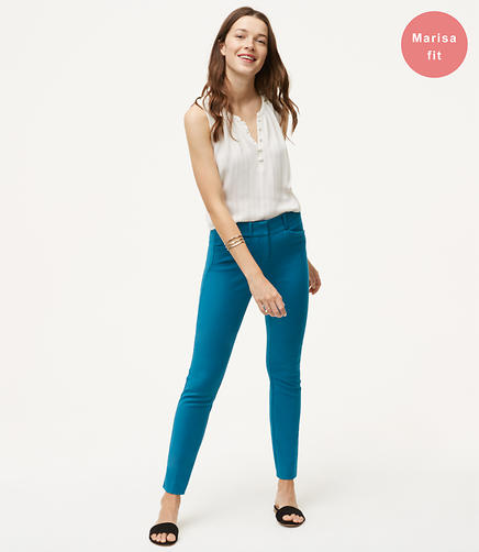 Image of Skinny Bi-Stretch Ankle Pants in Marisa Fit