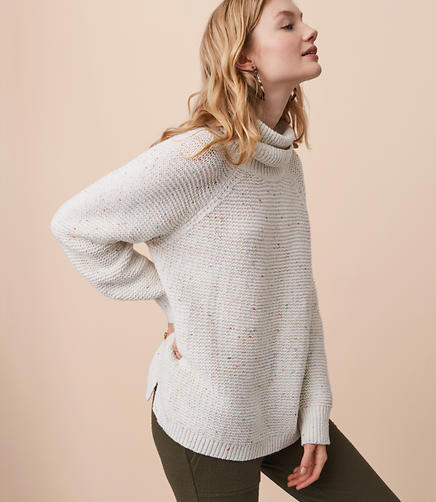 Lou & Grey Rainbow Chip Sweater