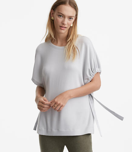 Image of Lou & Grey Signaturesoft Tie Dolman Tee