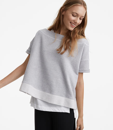 Image of Lou & Grey Texture Terry Tee