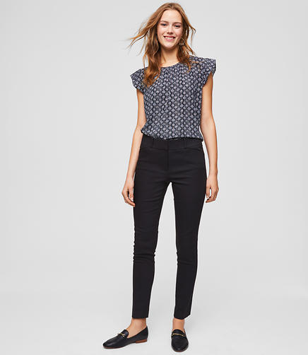 Petite Skinny Ankle Pants in Marisa Fit