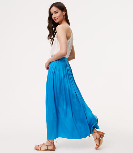Image of Pocket Maxi Skirt