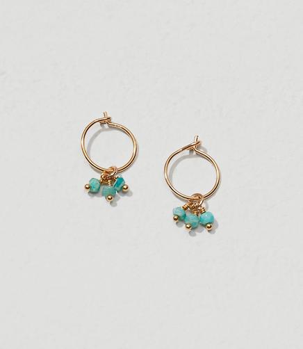 Image of By Johanne Aureale Mini Hoop Earrings